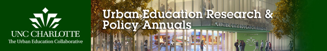 Urban Education Research & Policy Annuals