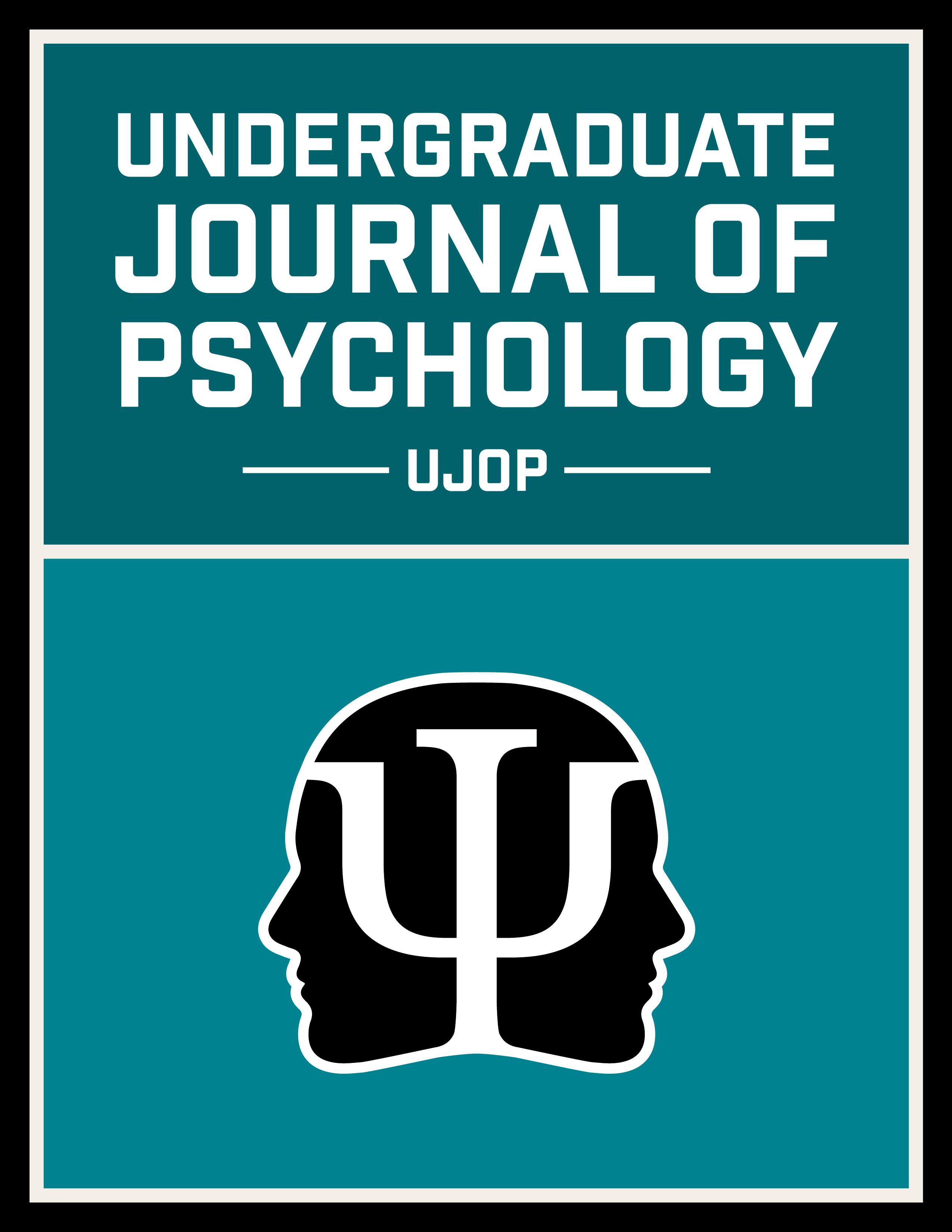 Undergraduate Journal of Psychology